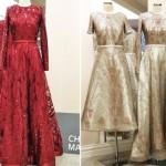 Chamay Kırmızı Abiye Elbise