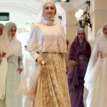 Irna La Perle Tesettür Elbise Modeli