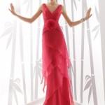 Pelerinli Elbise Modeli