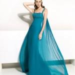 adil ışık tül detaylı elbise