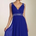 ail ışık mavi abiye elbise