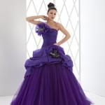 miss defne mor abiye prenses model