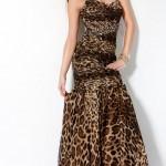 balık model leopar abiye
