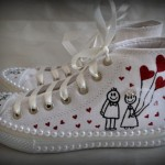 converse spor gelin ayakkabısı