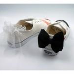 farklı spor gelin ayakkabısı