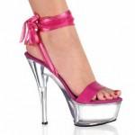 kurdeleli abiye ayakkabı modeli