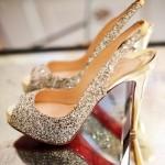 En güzel gelin ayakkabısı