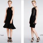 Siyah abiye modelleri