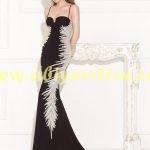 İnce İşlemeli Elbise Modeli