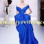 Mavi Abiye Modeli