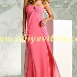 Pembe Elbise Modeli