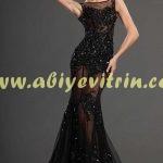 Transparan Elbise Modelleri