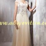 Anne abiye elbise modeli