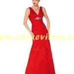 Faik Sönmez kırmızı gece elbisesi
