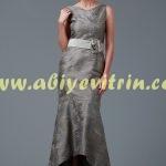Kayınvalide uzun abiye elbise