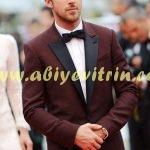 Yeni renkli damatlık takım elbise