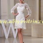 beyaz söz elbisesi modelleri