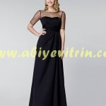 uzun söz elbisesi modelleri