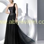 Şifon Etekli Zara Abiye