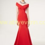 Kırmızı Zara Abiye Modelleri