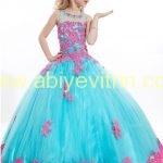 Prenses Çocuk Abiye Modelleri
