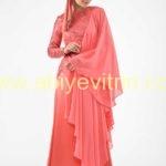 genç kız Tesettür Abiye Elbise ve Fiyatları