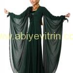 kışlık Tesettür Abiye Elbise ve Fiyatları