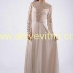 modern Tesettür Abiye Elbise ve Fiyatları