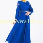 ozduman-kollari-islemeli-sax-mavi-elbise